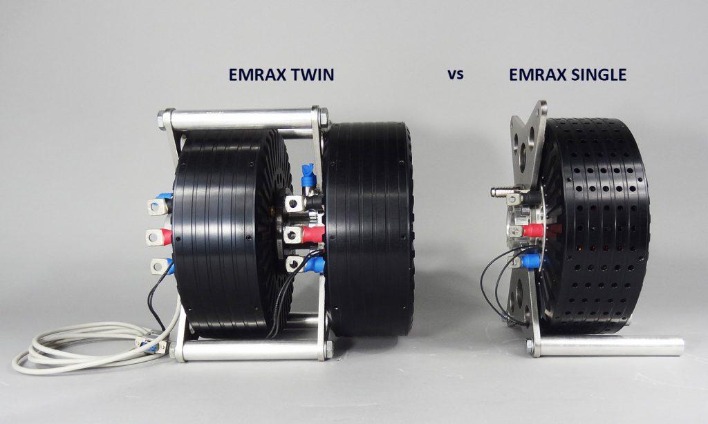 EMRAX TWIN - EMRAX