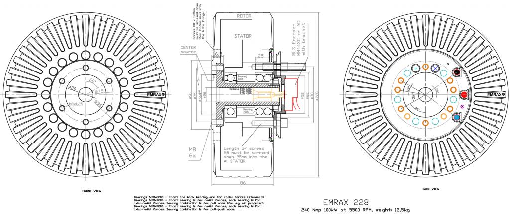 Emrax 228 Emrax